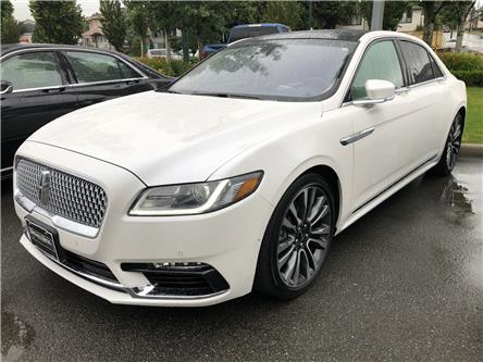 2018 Lincoln Continental Reserve (Stk: 18707) in Vancouver - Image 1 of 11