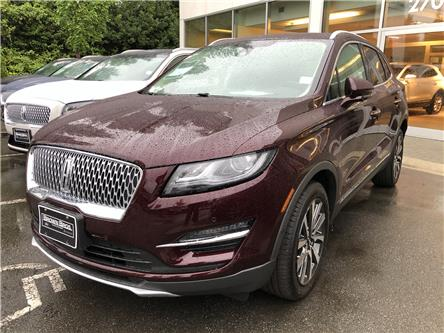 2019 Lincoln MKC Reserve (Stk: 196317) in Vancouver - Image 1 of 12