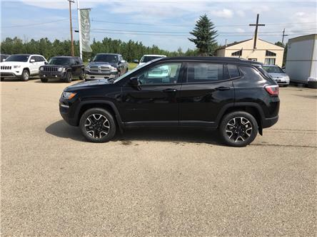 2019 Jeep Compass 2GT Upland Edition (Stk: 19CP7317) in Devon - Image 1 of 11