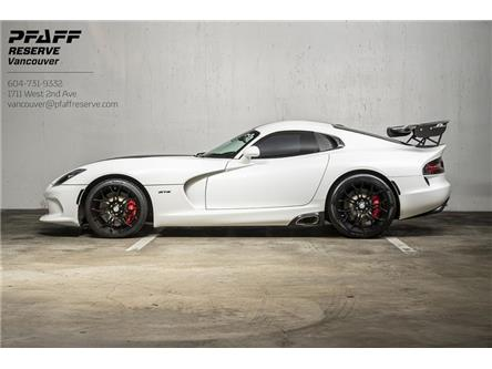 2014 Dodge SRT Viper GTS (Stk: MV0267B) in Vancouver - Image 1 of 21