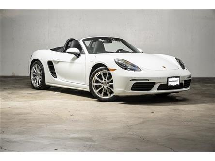 2017 Porsche 718 Boxster Base (Stk: VU0455) in Vancouver - Image 2 of 21