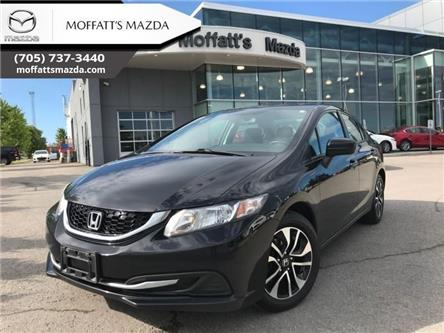 2015 Honda Civic EX (Stk: 27683) in Barrie - Image 1 of 25