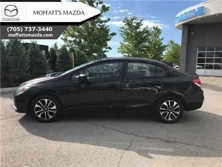 2015 Honda Civic EX (Stk: 27683) in Barrie - Image 2 of 25