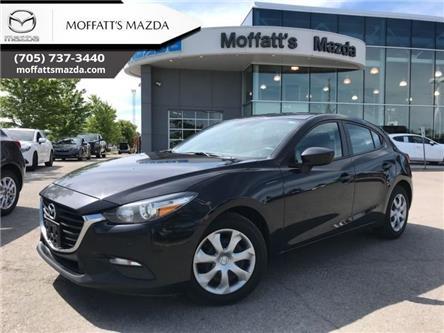 2017 Mazda Mazda3 Sport GX (Stk: P7441A) in Barrie - Image 1 of 27