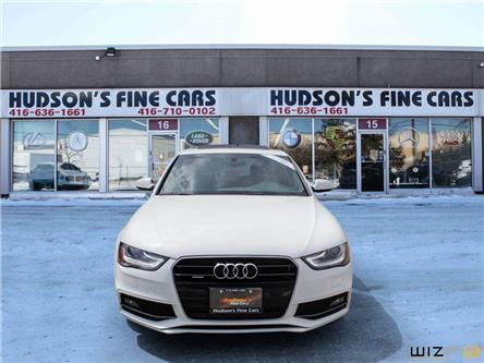 2015 Audi A4 2.0T Technik plus (Stk: ) in Toronto - Image 2 of 27