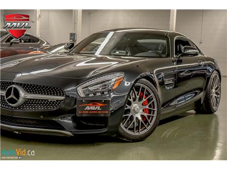 2017 Mercedes-Benz AMG GT S (Stk: ) in Oakville - Image 1 of 36