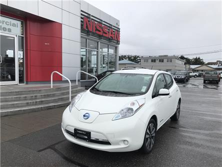 2016 Nissan LEAF SV (Stk: N19-0084P) in Chilliwack - Image 1 of 19