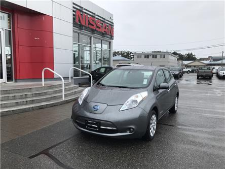 2016 Nissan LEAF S (Stk: N19-0075P) in Chilliwack - Image 1 of 20