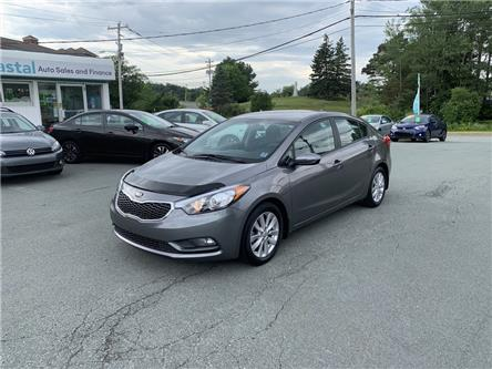2015 Kia Forte 1.8L LX+ (Stk: -) in Lower Sackville - Image 1 of 16