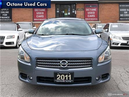 2011 Nissan Maxima SV (Stk: ) in Scarborough - Image 2 of 25