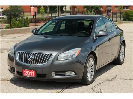 2011 Buick Regal CXL (Stk: 1906276) in Waterloo - Image 1 of 25