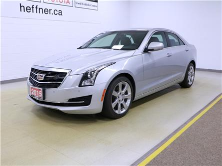 2015 Cadillac ATS 2.0L Turbo Luxury (Stk: 197185) in Kitchener - Image 1 of 31