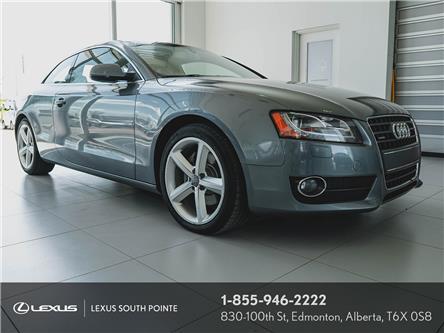 2012 Audi A5 2.0T Premium Plus (Stk: L900664A) in Edmonton - Image 1 of 13