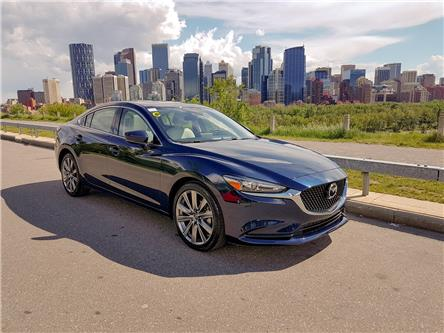 2018 Mazda MAZDA6 GS-L w/Turbo (Stk: H1336) in Calgary - Image 1 of 27