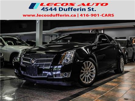 2011 Cadillac CTS Base (Stk: 104309) in Toronto - Image 1 of 27