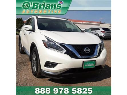 2018 Nissan Murano SV (Stk: 12623A) in Saskatoon - Image 1 of 23