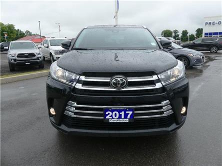2017 Toyota Highlander Limited | AWD | NAV | LEATHER | PANOROOF | 3 ROW | (Stk: F191062B) in Brantford - Image 2 of 50