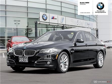 2016 BMW 528i xDrive (Stk: DB5681) in Oakville - Image 1 of 26