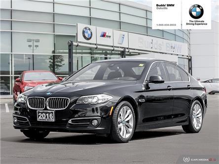 2016 BMW 528i xDrive