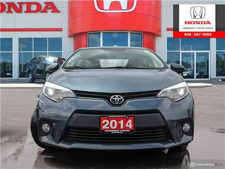 2014 Toyota Corolla LE (Stk: 19978A) in Cambridge - Image 2 of 26