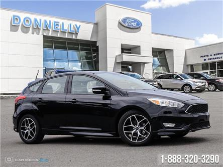 2018 Ford Focus SE (Stk: DR2256DT) in Ottawa - Image 1 of 27