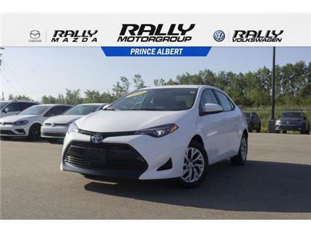 2018 Toyota Corolla  (Stk: V884) in Prince Albert - Image 1 of 11