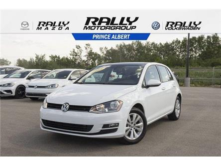 2015 Volkswagen Golf 1.8 TSI Trendline (Stk: V914) in Prince Albert - Image 1 of 11