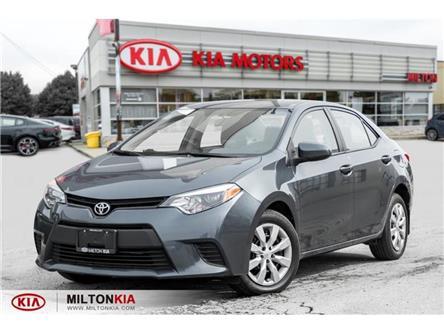 2014 Toyota Corolla  (Stk: P0057) in Milton - Image 1 of 18