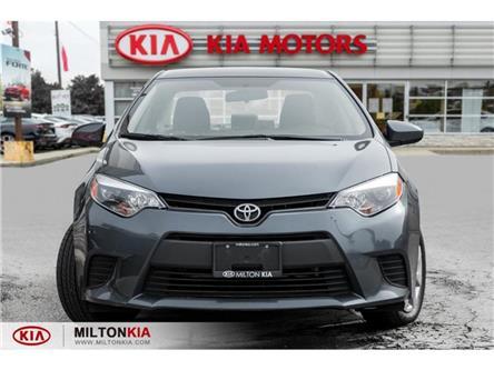 2014 Toyota Corolla  (Stk: P0057) in Milton - Image 2 of 18