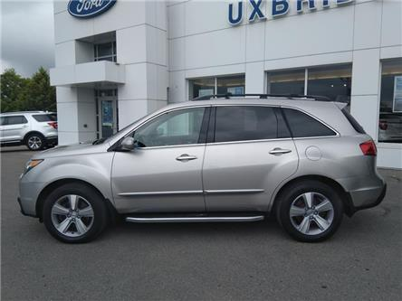 2012 Acura MDX Technology Package (Stk: P1320A) in Uxbridge - Image 2 of 14