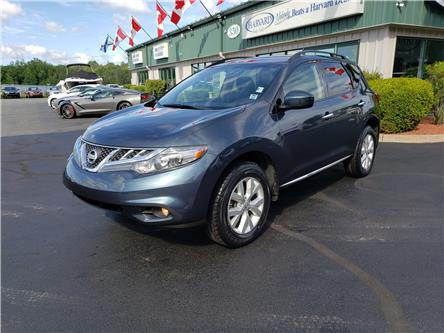 2014 Nissan Murano SV (Stk: 10399A) in Lower Sackville - Image 1 of 14