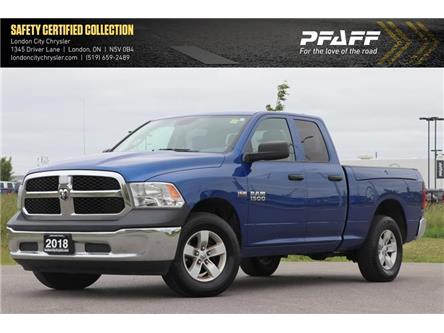 2018 RAM 1500 ST (Stk: LC9761A) in London - Image 1 of 17