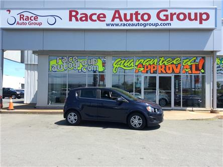2015 Chevrolet Sonic LT Auto (Stk: 16834) in Dartmouth - Image 1 of 21