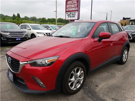 2017 Mazda CX-3 GS (Stk: 159662) in Cambridge - Image 1 of 21