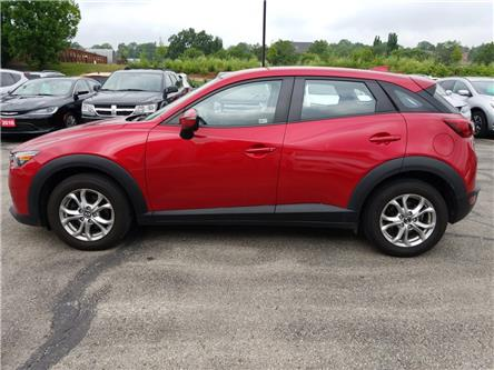 2017 Mazda CX-3 GS (Stk: 159662) in Cambridge - Image 2 of 21