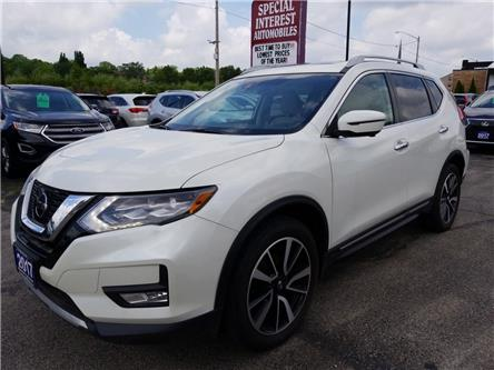 2017 Nissan Rogue SV (Stk: 757579) in Cambridge - Image 1 of 25