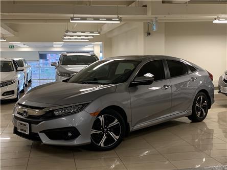 2017 Honda Civic Touring (Stk: AP3326) in Toronto - Image 1 of 30