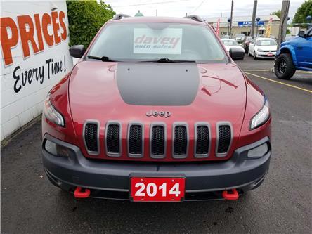 2014 Jeep Cherokee Trailhawk (Stk: 19-483) in Oshawa - Image 2 of 15