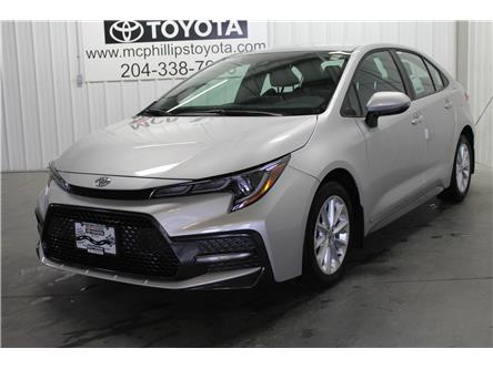 2020 Toyota Corolla SE (Stk: P010197) in Winnipeg - Image 1 of 22