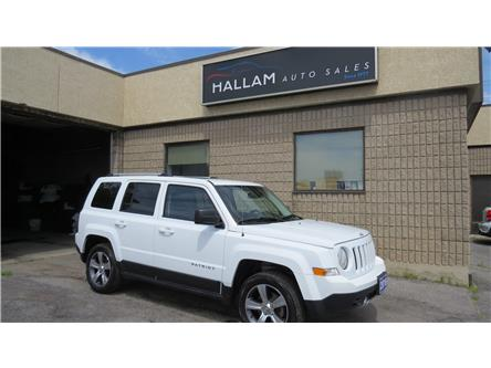 2016 Jeep Patriot Sport/North (Stk: ) in Kingston - Image 1 of 16