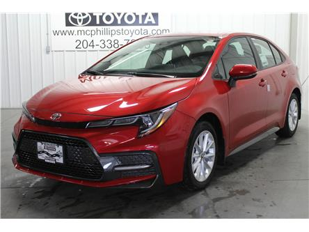 2020 Toyota Corolla SE (Stk: P011536) in Winnipeg - Image 1 of 22
