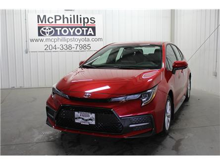 2020 Toyota Corolla SE (Stk: P011078) in Winnipeg - Image 2 of 22