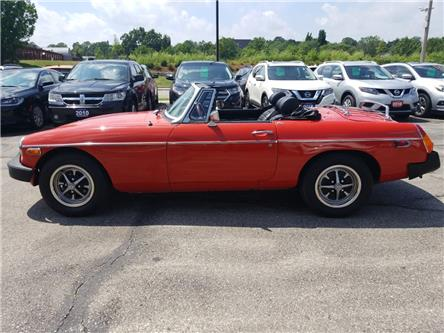 1976 MG  CONVERTIBLE (Stk: 96794G) in Cambridge - Image 2 of 16