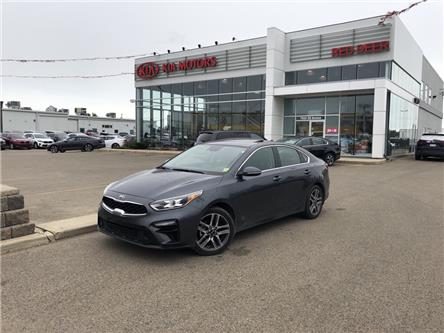 2019 Kia Forte EX+ (Stk: 9FT3041) in Red Deer - Image 1 of 28