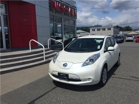 2017 Nissan LEAF S (Stk: N19-0100P) in Chilliwack - Image 1 of 17
