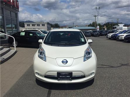 2017 Nissan LEAF S (Stk: N19-0100P) in Chilliwack - Image 2 of 17
