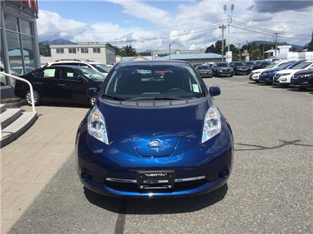 2017 Nissan LEAF SV (Stk: N19-0093P) in Chilliwack - Image 2 of 17
