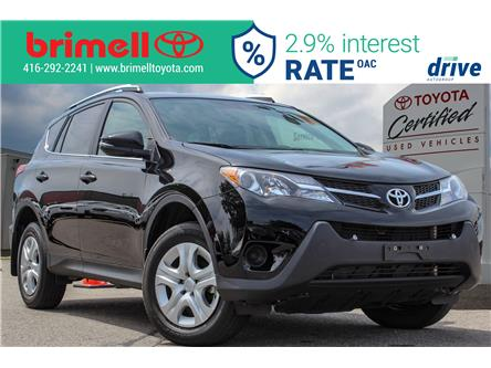 2013 Toyota RAV4 LE (Stk: 197101A) in Scarborough - Image 2 of 26