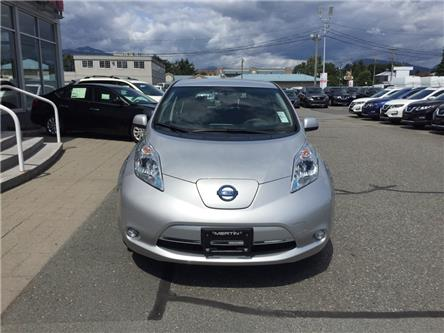 2017 Nissan LEAF S (Stk: N19-0098P) in Chilliwack - Image 2 of 16