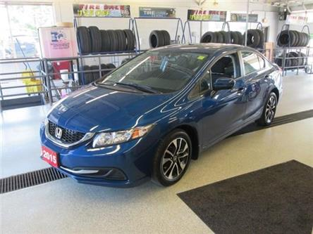 2015 Honda Civic EX (Stk: 208631) in Gloucester - Image 1 of 16